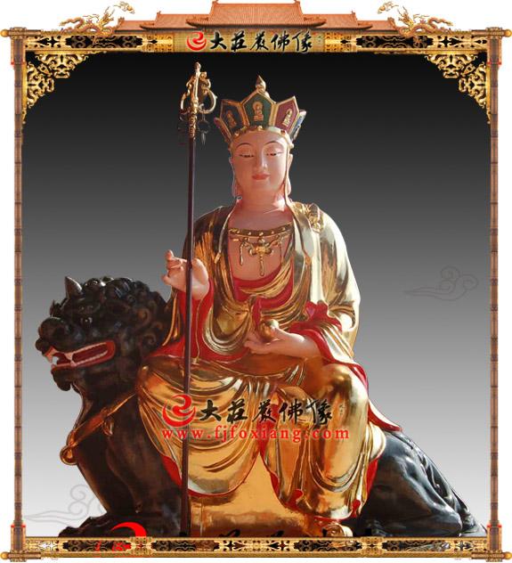 福州广济寺地藏王菩萨