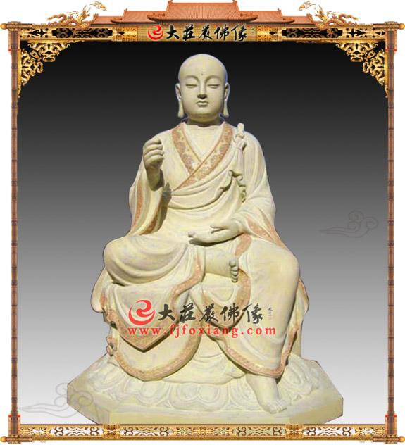木雕佛像地藏王菩萨